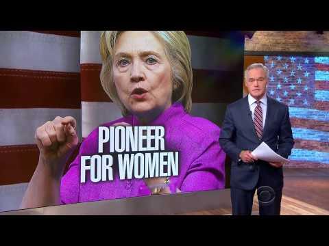 CBS Evening News with Scott Pelley: Western Edition FULL NEWSCAST (11/9/16)