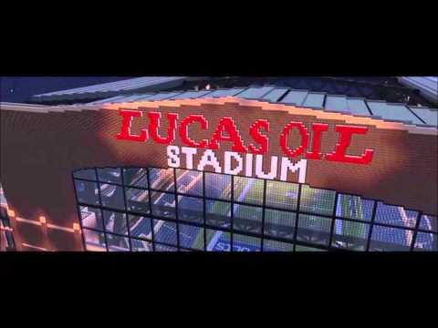 Minecraft Lucas Oil Stadium w/ Download