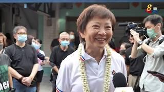 【新加坡大选】李美花引退 民众有话对她说