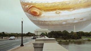 Download Jika Bulan Digantikan Planet Lain