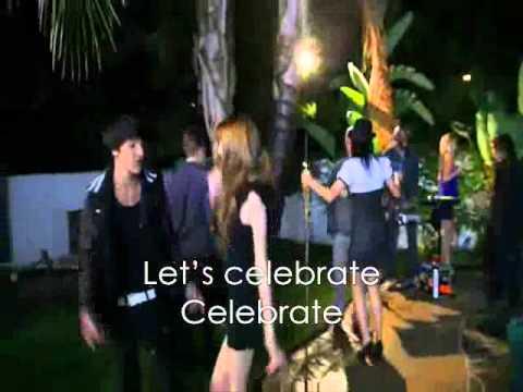 Mitchel Musso  Celebrate *lyrics*