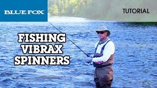 Blue Fox Vibrax video