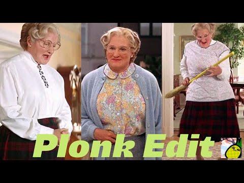 Pogo - Remixing Mrs. Doubtfire | Plonk Edit