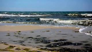 Море. Лазурное(Бушующее море в Лазурном. 11-12 июня 2016., 2016-06-13T08:19:25.000Z)