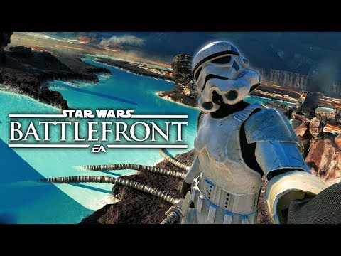 Star Wars Battlefront –  Funniest Moments of 2016