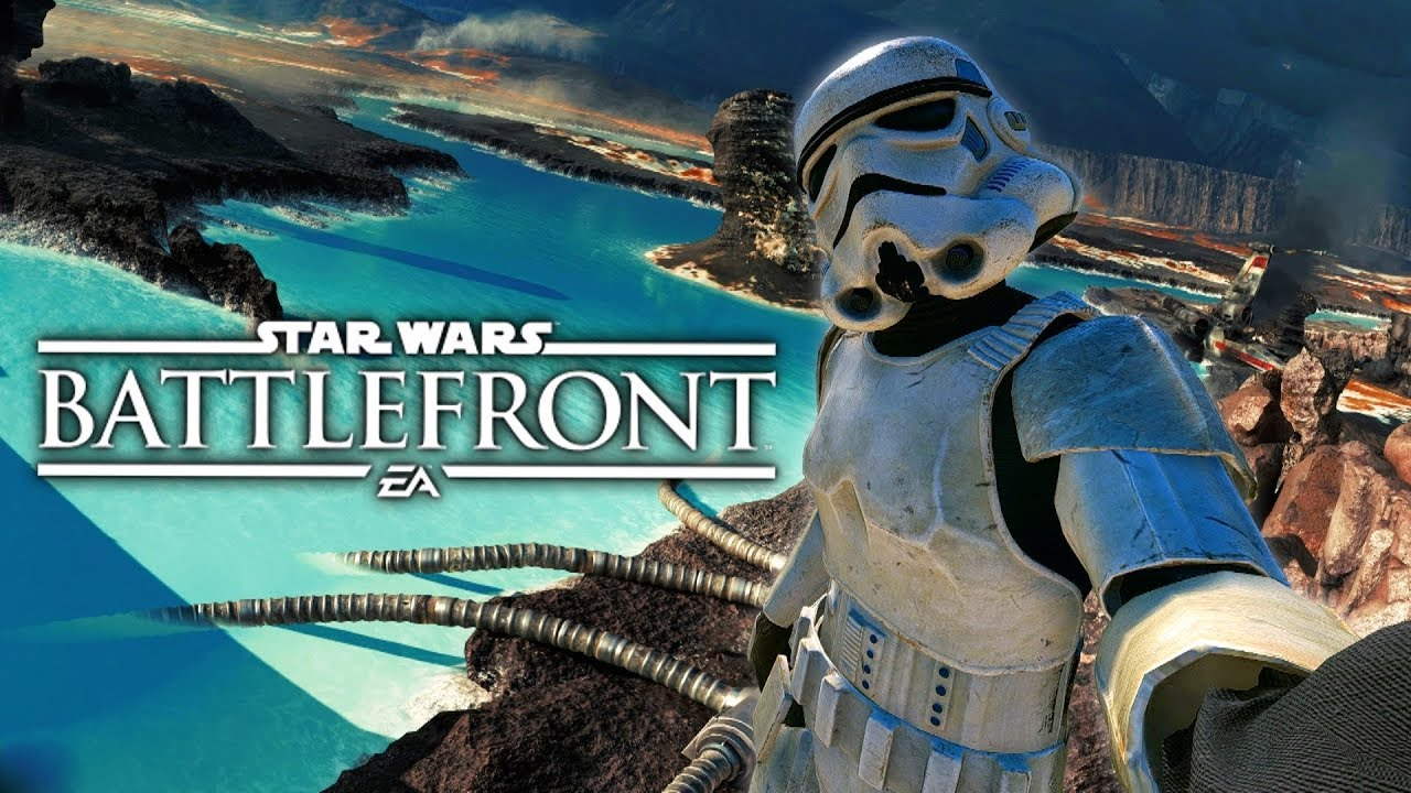 Star Wars Battlefront    Funniest Moments of 2016