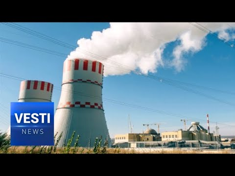 The Safest Nuclear Power Plant in the World! Rosenergoatom to Launch Brand New Reactor!