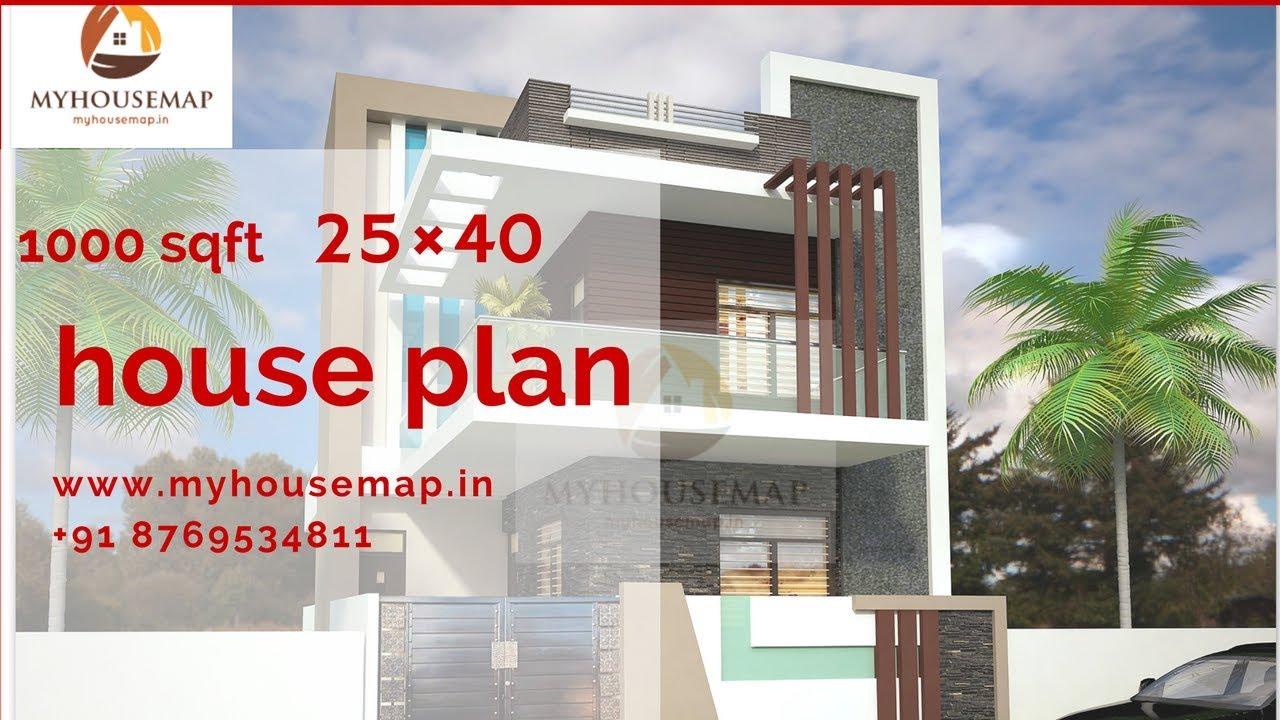 best house plan 2018 | 25×40 | 25×50 | 25×60 | 25×30 - YouTube