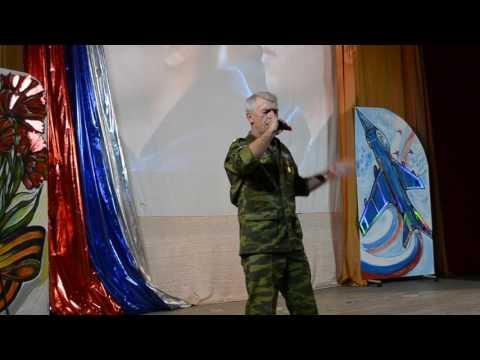 Упал, отжался и встал. Николай Турченков.