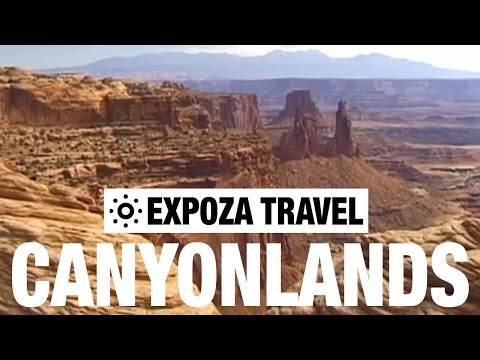 Canyonlands (USA) Vacation Travel Video Guide
