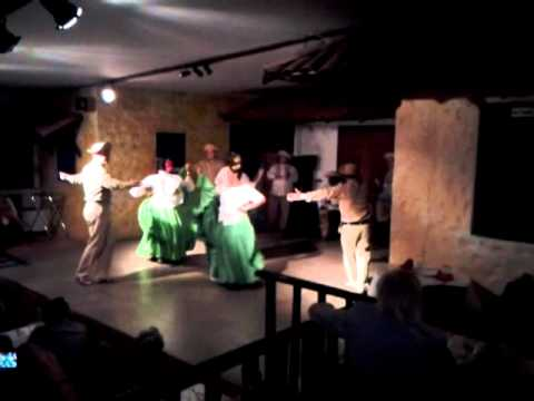 Restaurante Tinajas in Panama - Stage Show - Aug 2