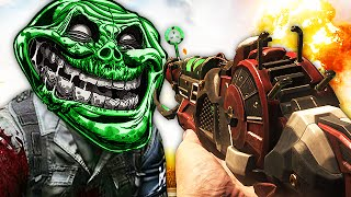 TROLLING TEAMMATES IN CALL OF DUTY ZOMBIES! (Black Ops 2)