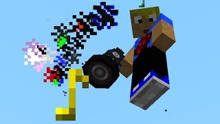 Dubstep Kanone & Mehr! - Minecraft 1.13 Datapack