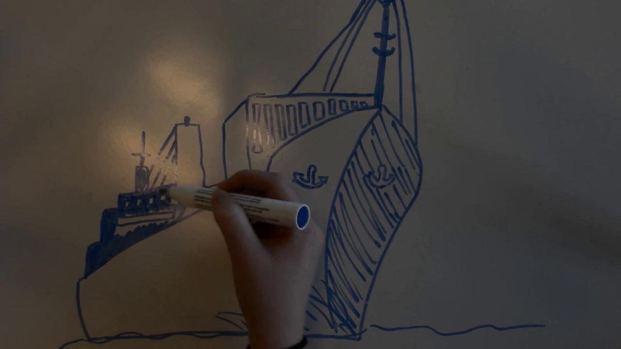 hvorfor flyder et skib
