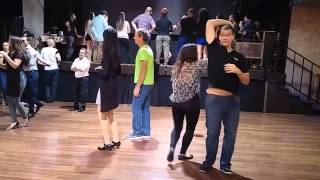 Cuban Salsa Master level class in Havana Club - Tel Aviv 7/11/15