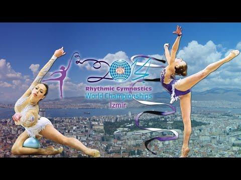 2014 World Rhythmic Gymnastics Championships - Clubs & Ribbon Final