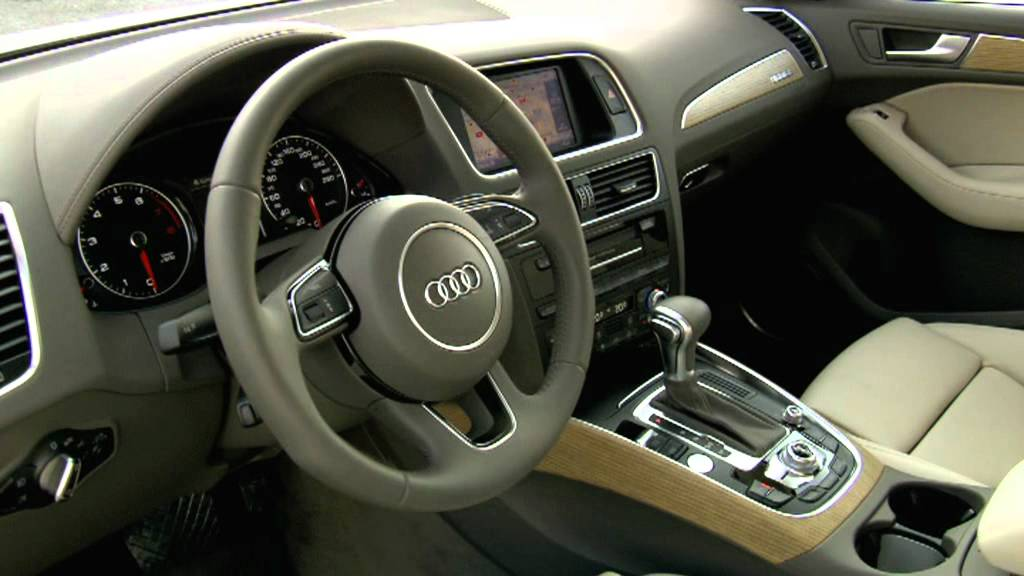audi q5 2012 interior youtube. Black Bedroom Furniture Sets. Home Design Ideas