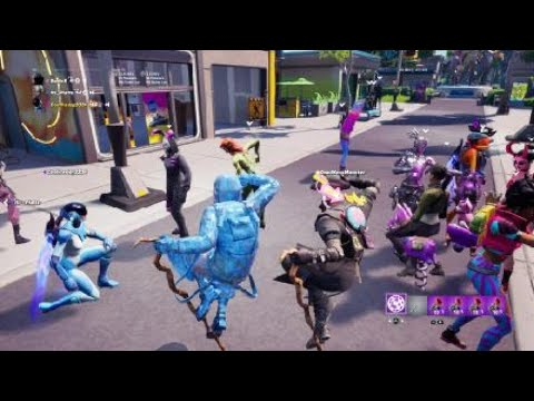 Were To Find All Fortnite Party Stand Perfect Timing Staff Stand Ft Deadness Fortnite Party Royale Youtube