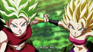 GOKU vs KEFLA||Full Episode 114||DRAGON BALL SUPER||BY TOIE ANIMATIONS