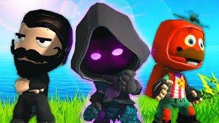 LittleBigPlanet 3 - Fortnite Outfits/Costumes Giveaway - Fortnite Battle Royale | EpicLBPTime