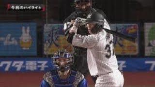 2019年6月11日  千葉ロッテ対横浜DeNA 試合ダイジェスト
