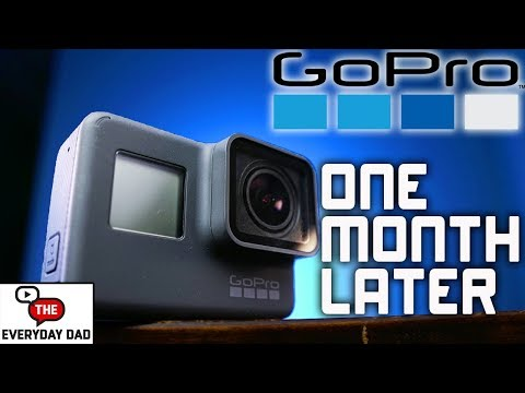 GoPro Hero 2018 One Month Later!  Worth Buying This BUDGET CAMERA?!