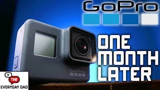 Video GoPro Hero 2018 One Month Later!  Worth Buying This BUDGET CAMERA?! download MP3, 3GP, MP4, WEBM, AVI, FLV Oktober 2018