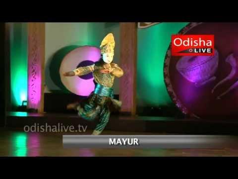Seraikella Chhau - Mayur Dance - HD