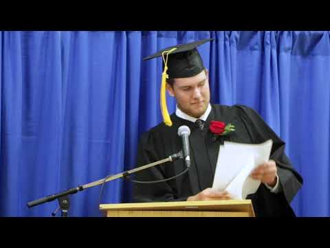 Valedictory Address—CHSS 2017