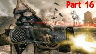 Lets Play World War Zero Ironstorm Part 16 [FINAL] - Miniguns, Explosions and Great Looking Hair