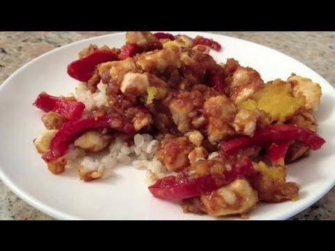 Chicken, Brown Rice & Summer Squash Stir-Fry : Chicken Stir-Fry Recipes