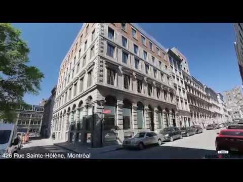 426, Rue Sainte-Hélène, suite 300 Ville-Marie (Montréal), Québec | Engel & Völkers