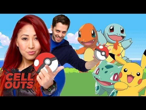 POKEMON GO ADVENTURES (Cell Outs)