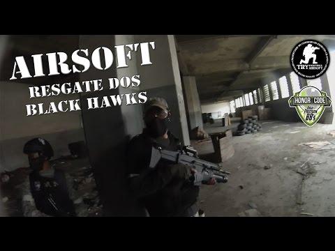 ALEMÃO DO AIRSOFT - AREA 51 24/09/2016 - RESGATE DOS BLACK HAWKS