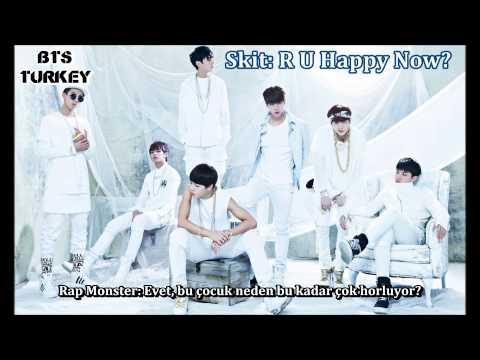 BANGTAN - Skit: R U Happy Now? (Türkçe Altyazılı)