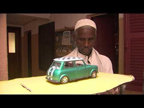 ENERGIE RENOUVELABLE : Un sénégalais crée une machine a production d'électricité