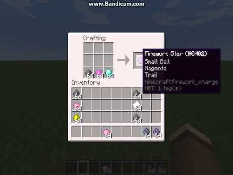 minecraft how to make gunpowfer