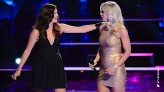 Jayde Grey and Louise Van Veenendaal Sing Since U Been Gone | The Voice Australia 2014