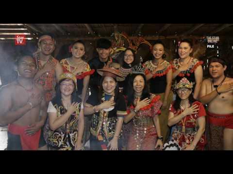 Gawai Greeting by Sarawak Governor