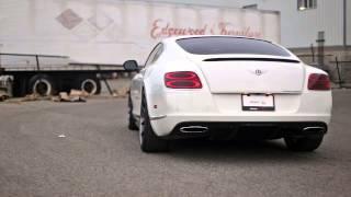Pfaff Tuning | Bentley Continental GT Le Mans Edition