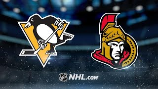 Hornqvist, Guentzel, Murray lead Penguins to 3-1 win