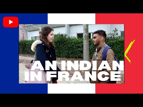 An Indian In France