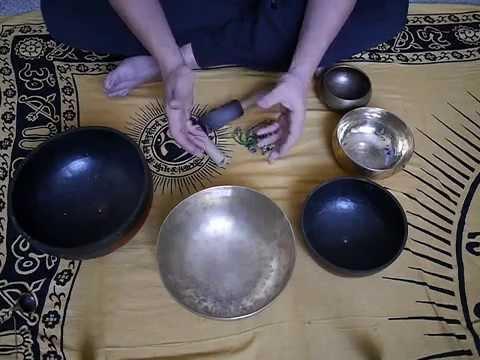 Тибетские поющие чаши цена
