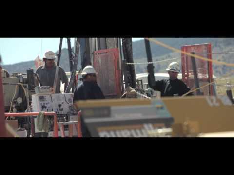 Miranda Gold Corp Gold Exploration in Nevada, USA Corporate Video