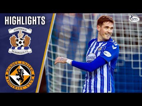 Kilmarnock Dundee Utd Goals And Highlights