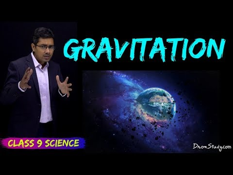 Gravitation : CBSE Class 9 IX Science (Physics)