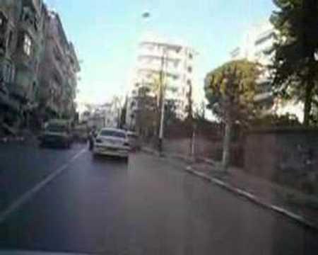 i drive in Algiers