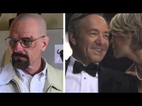Sherlock vs Walter White vs Frank Underwood
