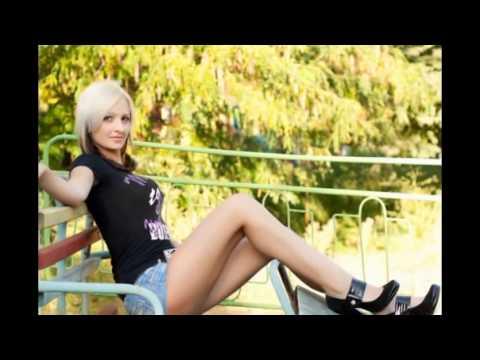 ロシア、ウクライナ美女のセクシー美脚集