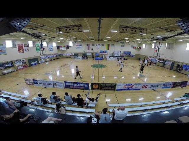 Basketball  Lietava vs Mbrothers  Usackas Cup